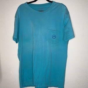 2/$18🔥Magellan pocket blue tee